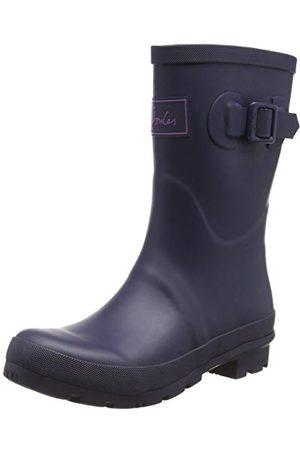 Joules Damskie buty przeciwdeszczowe Kelly Welly, Niebieska francuska granatowa - 40 EU