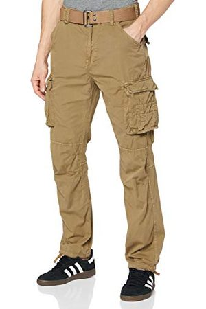 Schott NYC Męskie spodnie Pantalon Army