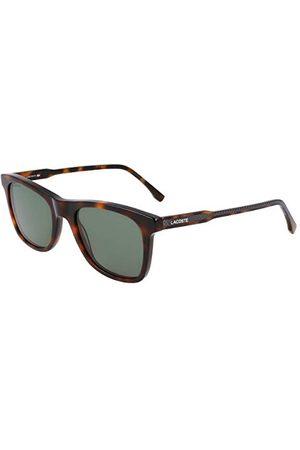 LACOSTE EYEWEAR Męskie okulary przeciwsłoneczne L933S-214, Havana, 53/20/145
