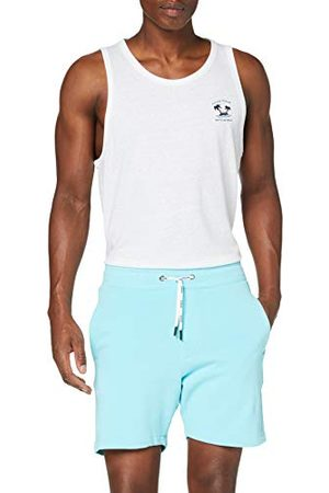 TOM TAILOR Męskie spodnie dresowe swobodne