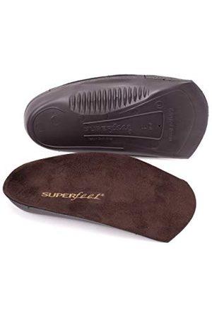Superfeet Akcesorium do butów EASYFIT męska wkładka ortopedyczna 3/4, brązowa, F (EU 30-31,5)