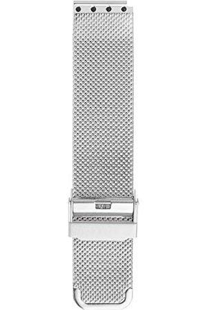 Bering Unisex dorosły pasek do zegarka ze stali nierdzewnej PT-15540-BMCX
