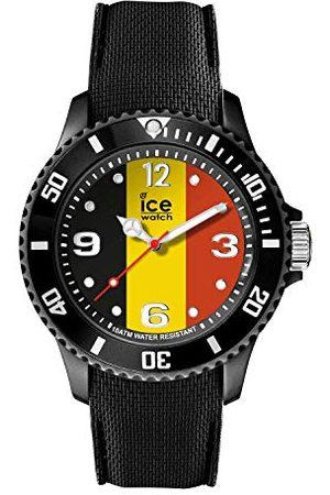 Ice-Watch ICE world Belgium - Men's wristwatch with silicon strap - 015733 (Medium)