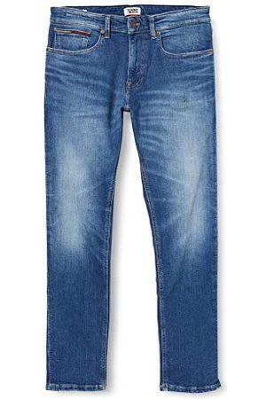 Tommy Hilfiger Austin Slim Tapered Mckms Straight Jeans męskie
