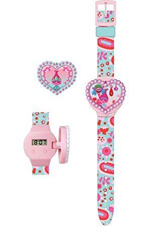JOY TOY Mdchen cyfrowy zegarek kwarcowy z plastikową bransoletką 67678