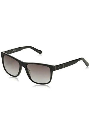 Fossil Unisex okulary przeciwsłoneczne dla dorosłych, FOS 2050/S, wielokolorowe (MTBLK SHN), 55