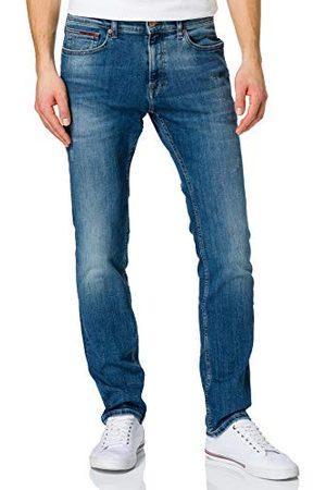 Tommy Hilfiger Męskie skanton wąskie spodnie Dycmbs