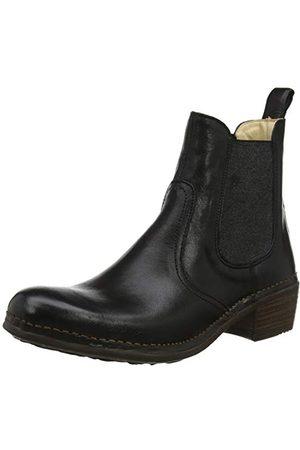 Neosens S3077 Dakota Black/Medoc buty damskie z krótką cholewką, - Schwarz Black S3077-36 EU