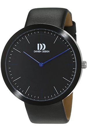 Danish Design Męski zegarek na rękę analogowy kwarcowy skóra 3314505