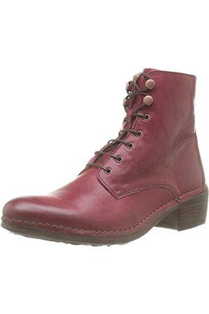 Neosens S3076 Dakota Carmin/Medoc buty damskie z krótką cholewką, - Rot Carmin S3076-41 EU