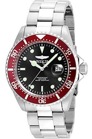 Invicta 22020 Pro Diver męski zegarek stal szlachetna kwarc cyferblat