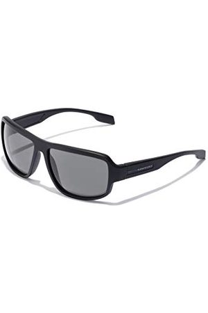 Hawkers Unisex Black F18 okulary przeciwsłoneczne, TR18 UV400, 39