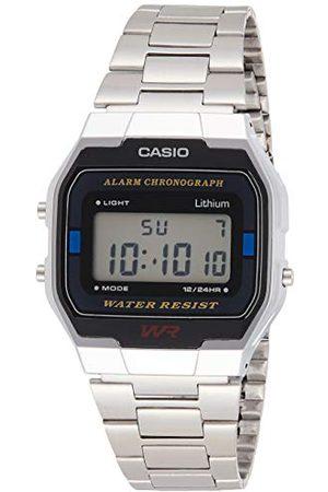 Casio Kolekcja unisex zegarek dla dorosłych A163WA-1QES