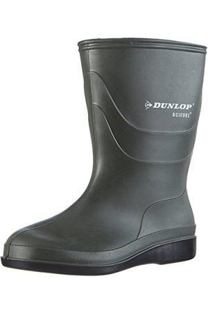 Dunlop B550631 Deinfectie unisex długie kalosze dla dorosłych, ciemnoszary - 38.5 EU