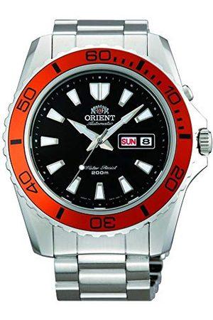 Orient Męski analogowy automatyczny zegarek z bransoletką ze stali szlachetnej FEM75004B9