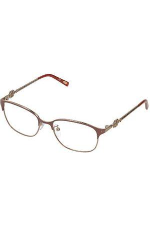 Loewe Unisex dla dorosłych VLW441M5308MD oprawki okularów, brązowe (Shiny Camel), 55