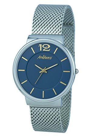ARABIANS Męski analogowy zegarek kwarcowy z bransoletką ze stali szlachetnej HBA2250A