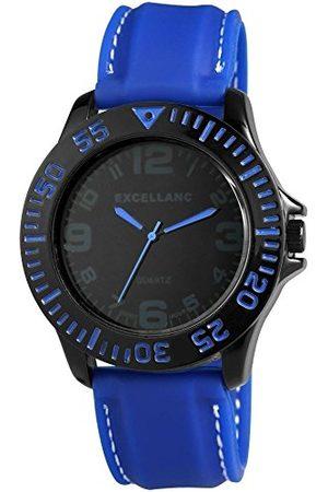 Excellanc Męski zegarek na rękę XL analogowy kwarcowy różne materiały 22557300007