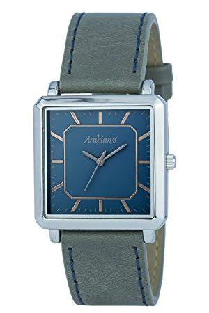 ARABIANS Męski analogowy zegarek kwarcowy ze skórzanym paskiem HBA2256G