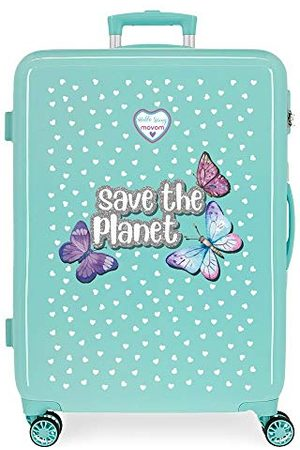 MOVOM Walizka Save the Planet