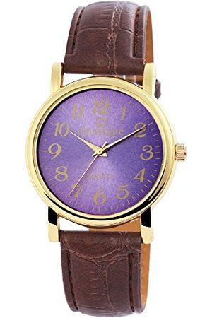Classique Męski analogowy zegarek kwarcowy ze skórzaną bransoletką RP3400310001