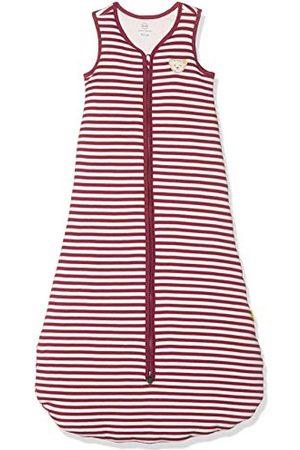 Steiff Śpiwór dla dziewczynki śpiwór, (BEET RED 4010), 86/92 (rozmiar producenta: 90)