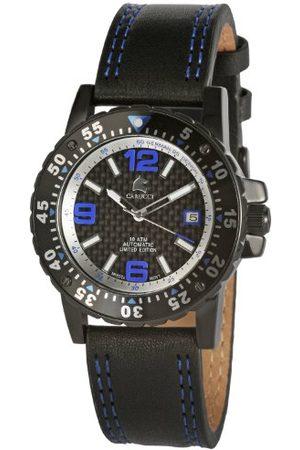 Carucci Męski zegarek na rękę automatyczny CA2184BL