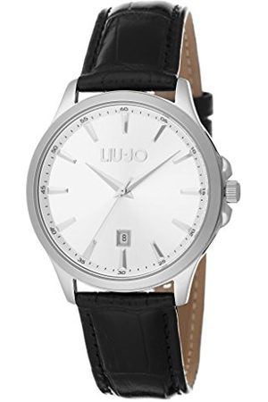 Liu Jo Męski analogowy kwarcowy zegarek ze skórzanym paskiem LJW-TLJ1077