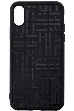 HUGO BOSS Pcover_HBS Phone Case, - (Black1) - 11m