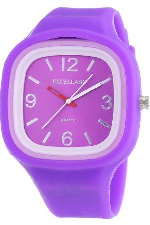 Excellanc Męski zegarek na rękę XL analogowy kwarcowy różne materiały 22528380001