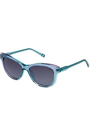 Sting Męskie okulary przeciwsłoneczne SST010530ANP, fioletowe (Morado), 54.0