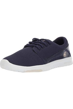 Etnies Scout damskie sneakersy typu Low Top, Blue 470 Navy Gold 470-41 EU