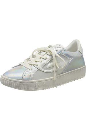 Pinko Liquirizia 2 Slip On Sneaker damskie buty typu sneaker, wielokolorowa - Wielokolorowy Argento Bianco Iz7. - 36 EU