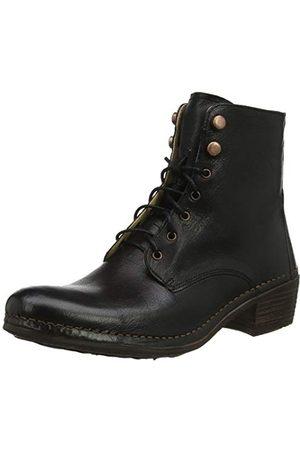 Neosens S3076 Dakota Black/Medoc buty damskie z krótką cholewką, - Schwarz Black S3076-38 EU
