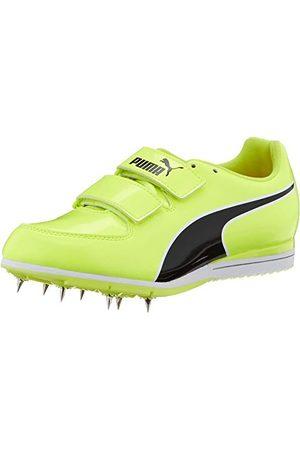 PUMA Evospeed Triple Jump/Pv 6 buty sportowe dla dorosłych, uniseks, żółty - Fizzy Yellow Black - 38.5 EU