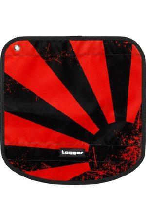 Tagger Unisex - dorośli 5001-502201-BBRD torba listonoszka, 30 x 22 x 10