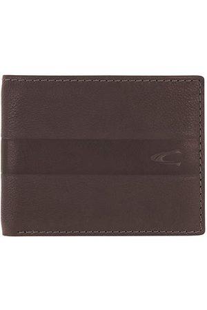 Camel Active Portfel, format poziomy, RFID, męski, portfel, portmonetka w formacie poziomym, Mali, ciemnobrązowy