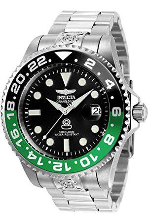 Invicta 21866 Pro Diver męski zegarek stal szlachetna automatyczny czarny cyferblat