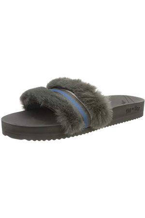 flip*flop Damskie sandały do basenu, - ciemnoszary - 37 eu