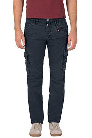 Timezone Męskie spodnie typu cargo Regular Ben