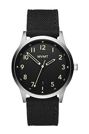 MVMT Męski analogowy zegarek kwarcowy z płótna żaglowego 2800013-D