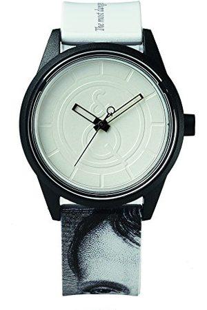 Citizen Unisex analogowy zegarek kwarcowy z plastikową bransoletką RP00J037Y