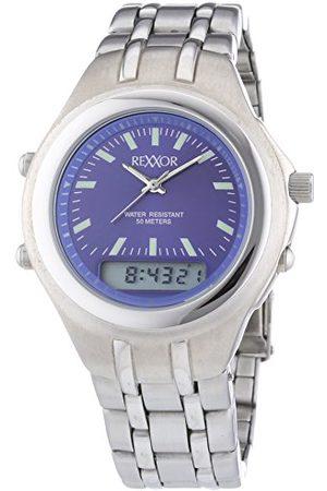 Rexxor Męski zegarek na rękę analogowy - cyfrowy kwarcowy 242-7904-98