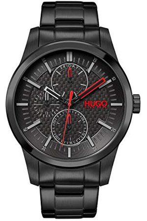 HUGO BOSS Męski analogowy zegarek kwarcowy z bransoletką ze stali szlachetnej 1530156
