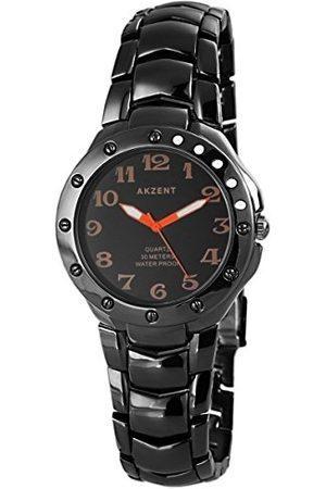 Akzent Męski analogowy kwarcowy zegarek bez paska SS7671200040