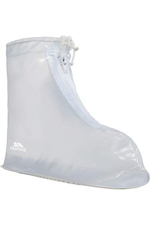 Trespass SHOEPROTECTORS torba na buty, 26 cm, biała (Clear)