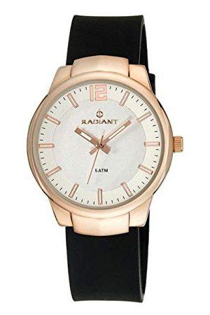 Radiant Męski analogowy zegarek kwarcowy z gumową bransoletką RA293603