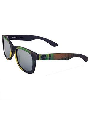 Italia Independent Unisex 0090-TUC-009 okulary przeciwsłoneczne, zielone (Verde), 50