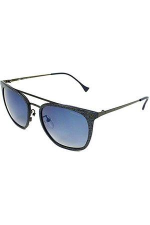 Police Unisex PO SPL152N AG2B okulary przeciwsłoneczne, dla dorosłych, 53 mm, szare Unica