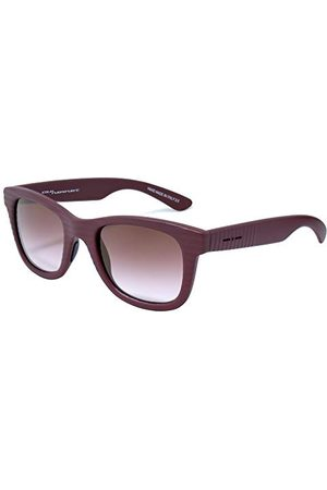 Italia Independent Unisex 0090T3D-STR-036 okulary przeciwsłoneczne, fioletowe (Morado), 50.0